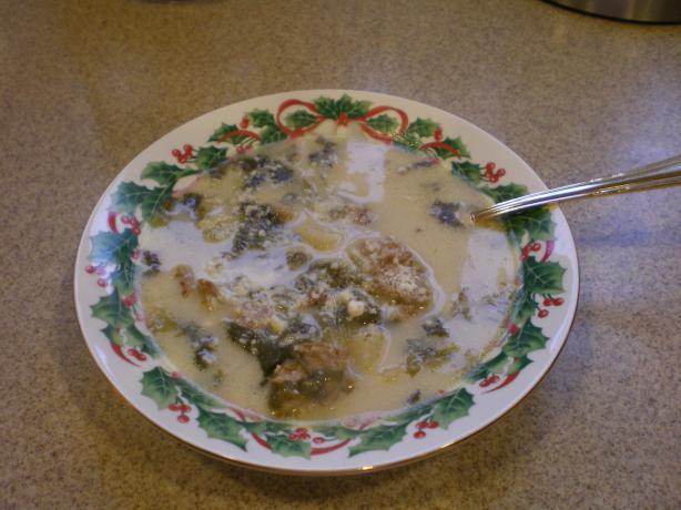 Tuscano Soup