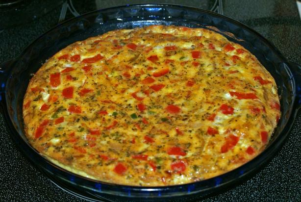 Christmas Morning Frittata