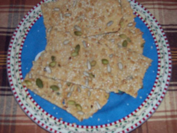 Multi-Seed Crackerbread