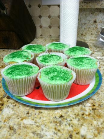 Cupcake Princess' Vanilla Cupcakes