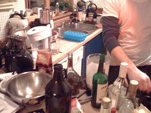 Homemade Baileys