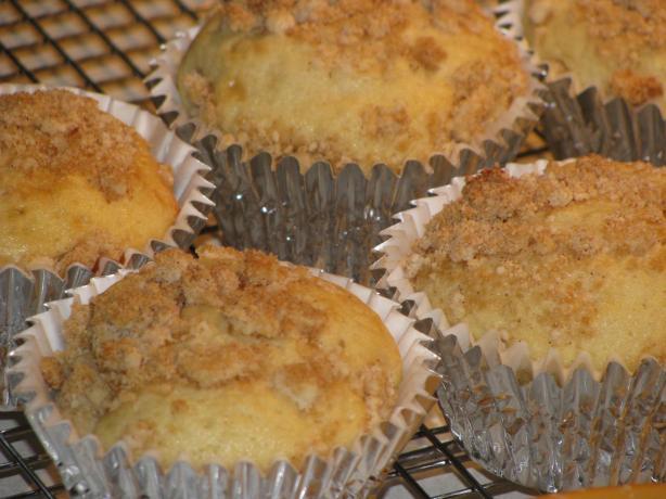Crumbcake Muffins