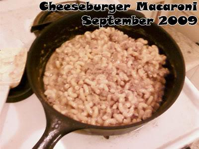 Cheeseburger Mac