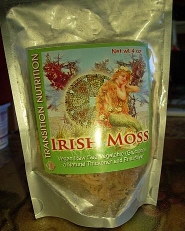 Irish Moss (Instructions for Preparation)
