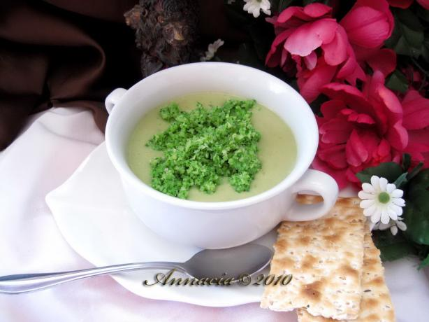 White House Broccoli Soup