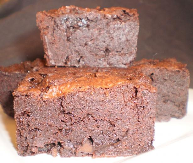 Beat the Blues Brownies