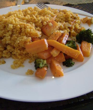 Spicy Tomato Millet