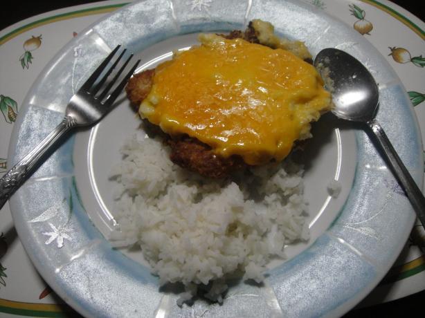 Parmo Chicken