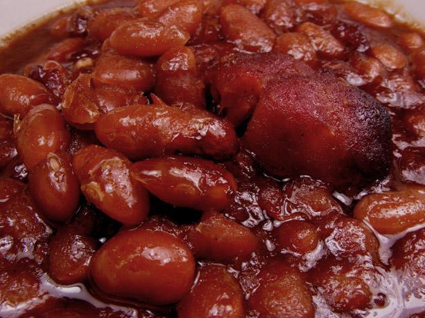 Grammy Callahan's Baked Beans