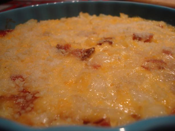 Toasty Baked Onion Dip