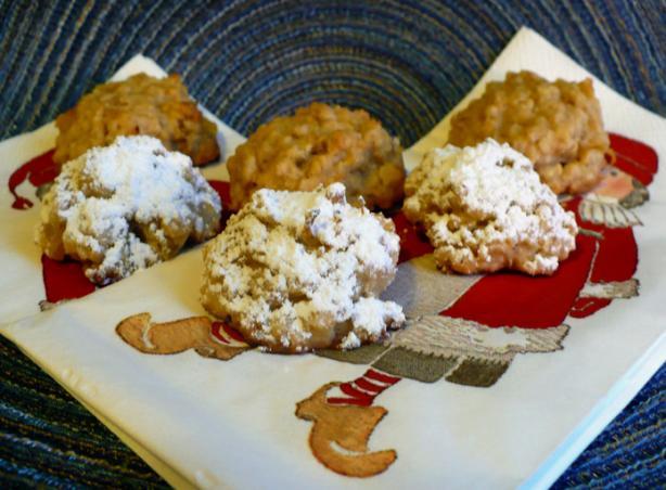Pineapple Cinnamon Cookies