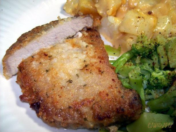 Perfect Fried Pork Chops