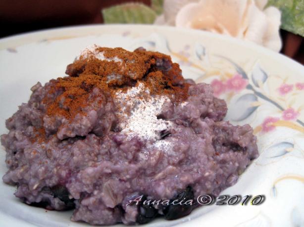 Blueberry Porridge