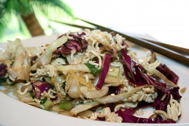 Alli's Oriental Salad