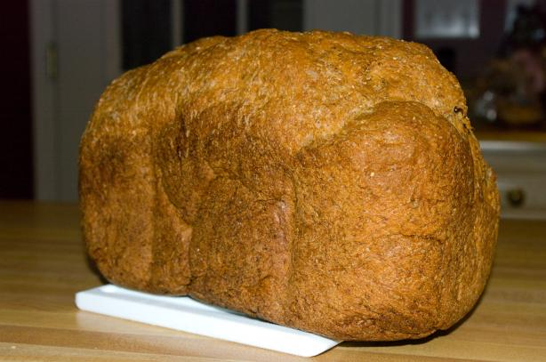 Bran and Flax Bread (Bread Machine)