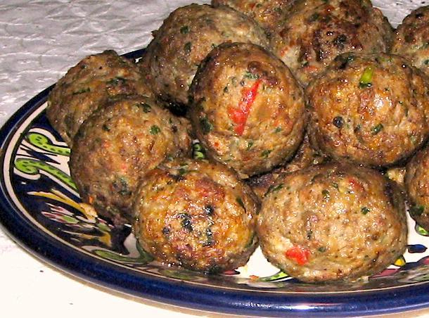 Mamma Mia! Fresh Italian Meatballs!