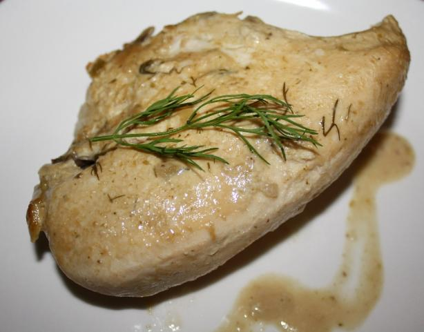 Dill-Lemon Chicken