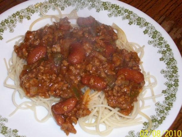 Chili - Spaghetti