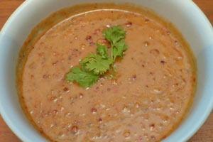 Thai Satay Peanut Dipping Sauce