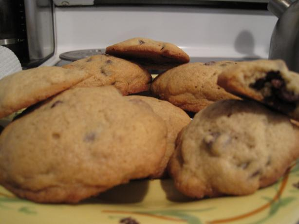 Scrumptious Cinnamon Chocolate Chip Cookies