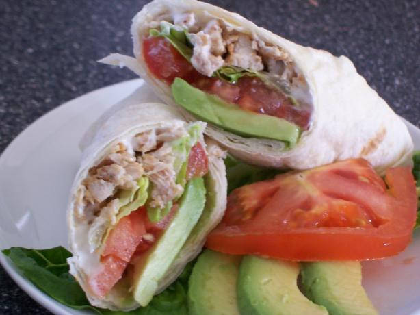 Chicken Gyro/Wrap