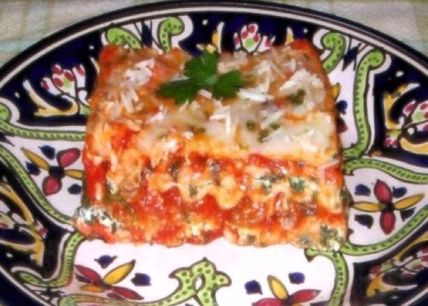 Mamma Mia! Fresh Italian Lasagne!