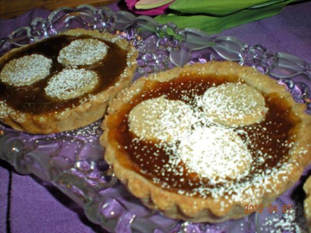 Linzer Tartelettes