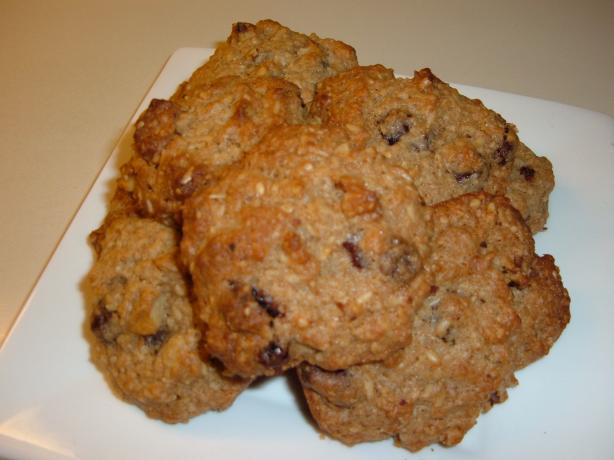 Whole Grain 'steel-Cut' Oatmeal Cookies