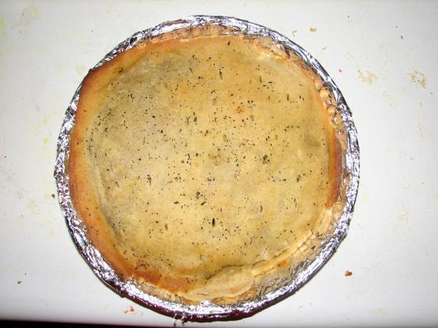 Vegetarian/ Vegan Savory Pie