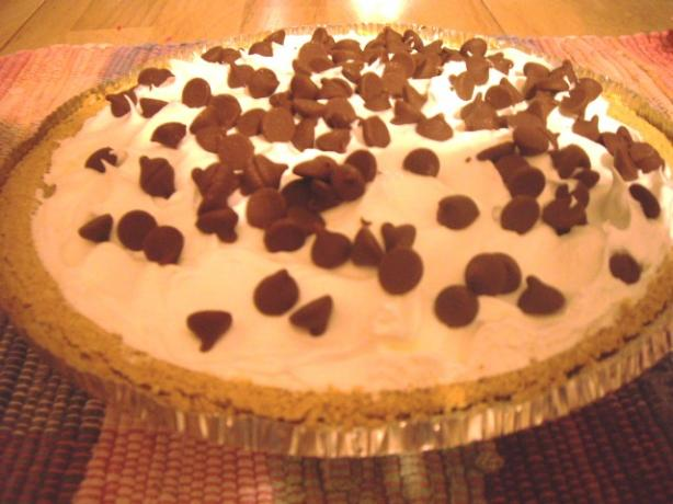 Bishop's Chocolate Pie