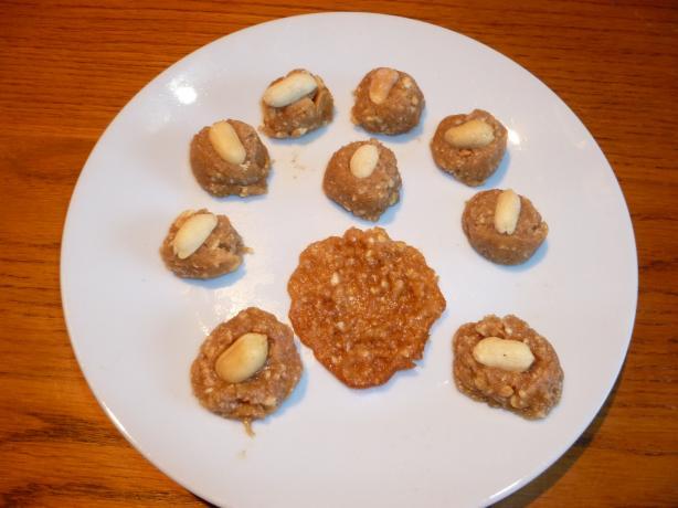 Paçoca (Brazilian Peanut Candy)