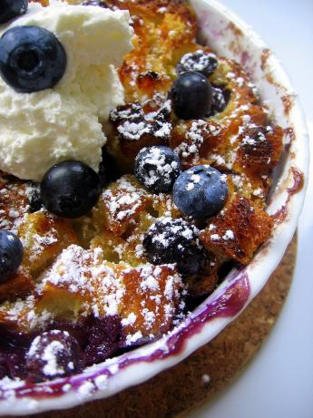Blueberry Breakfast Bake