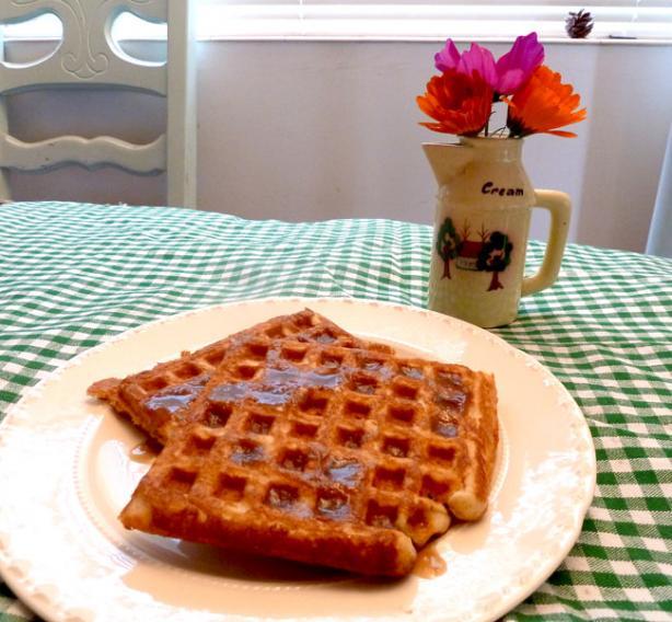 Aunt Flo's Waffles