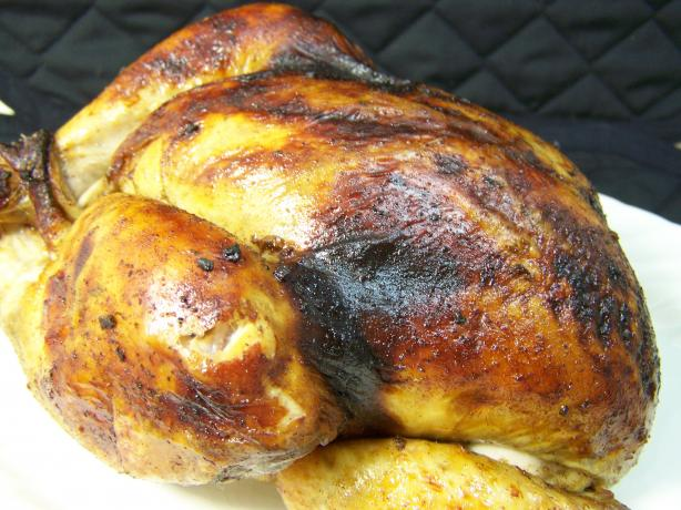 Great Expectations Roast Chicken