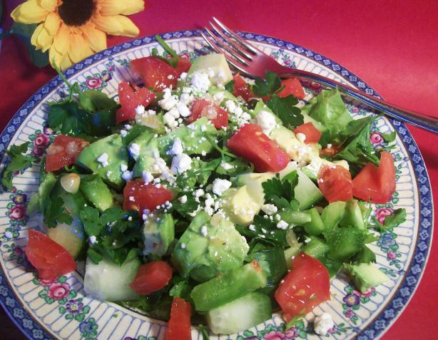 My Green Salad