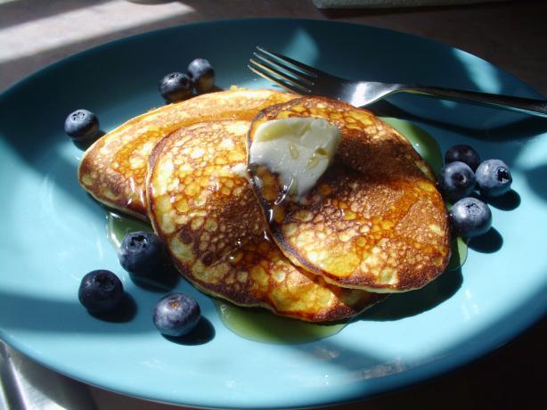 Old Fashion' Buttermilk Pancakes