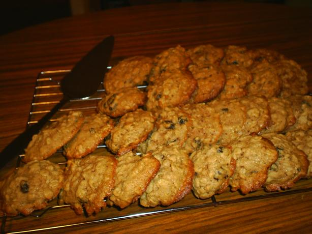 Oatmeal Banana Bread Cookies