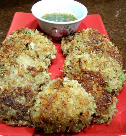 Vietnamese Potato Croquettes (Cha Khoai Tay)