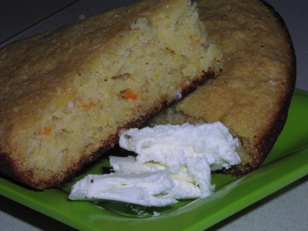 Carrot Cornbread
