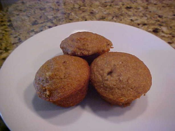 Whole Wheat Date Muffins