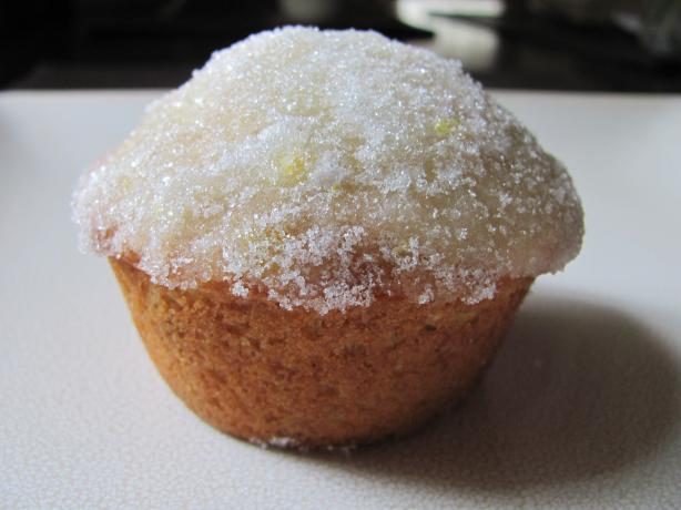 Lemon-Lavender Muffins