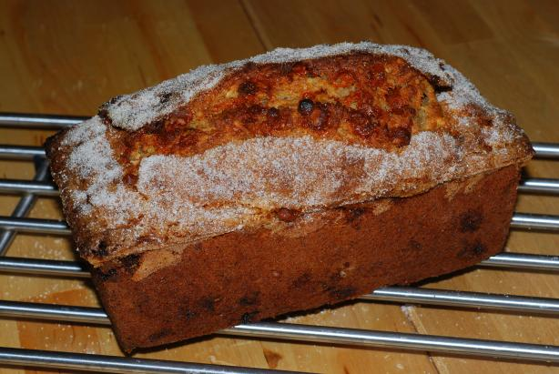 Loaded Banana Coconut Loaf