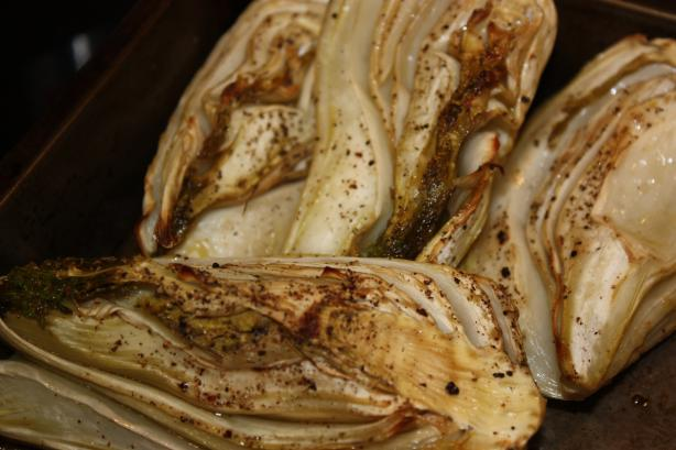 Simply Roasted Fennel
