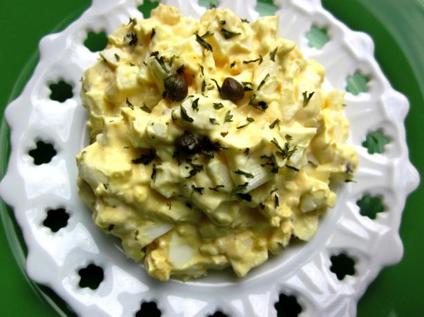 Egg Salad from the River Belle Terrace