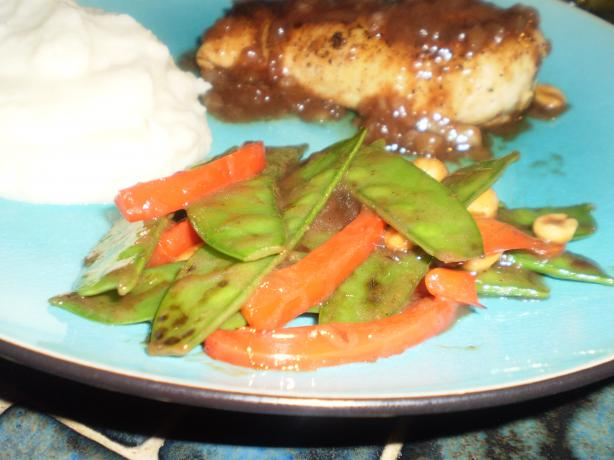 Ww Hoisin Snow Peas and Peppers - 2 Pts.