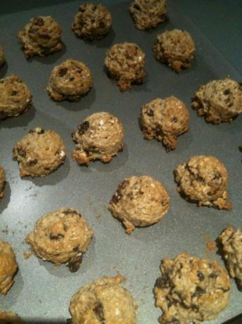 Body Flattering Oatmeal Raisin Cookies