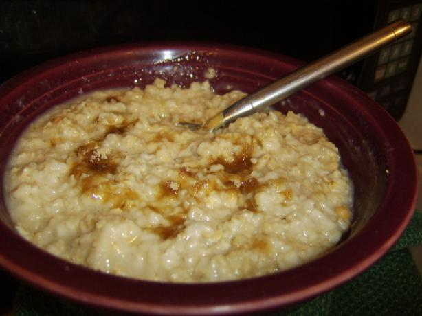 Christopher's Oatmeal