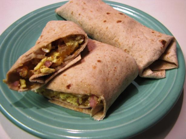 Delicious Breakfast Burritos (Or Tacos!)
