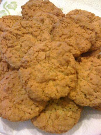 Nana's Ranger Cookies