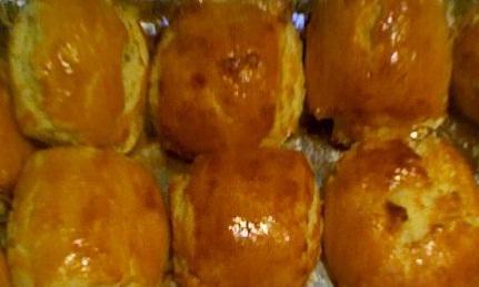 Nazook (Armenian Pastry)